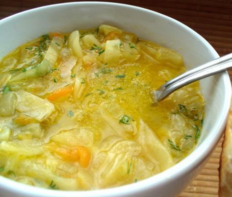 Суп без капусты рецепт фото