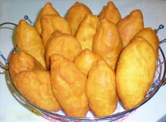 Пирожки с картошкой жареные фото