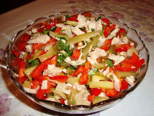 кулинарные салаты с фото