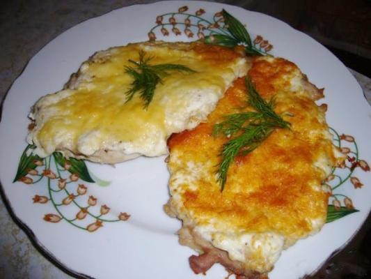 Картошка по-французски куриное филе рецепты