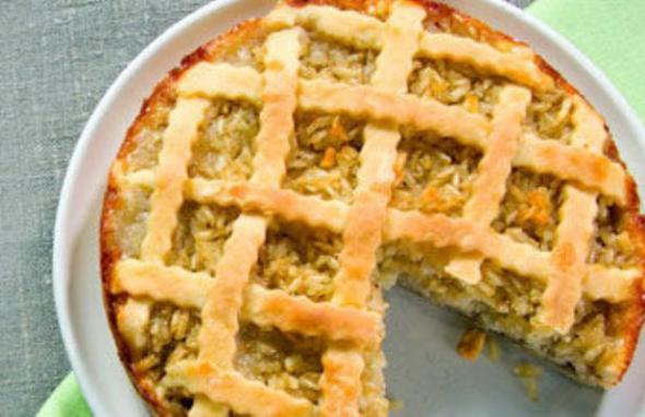 Как сделать пирожки с рисом и мясом