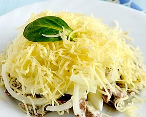 Сладкие салаты рецепты простые и вкусные