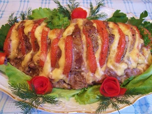 Рецепт из свинины на новый год