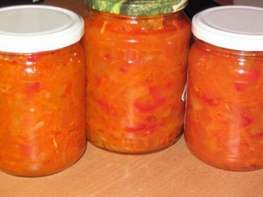 Рецепты кабачков вкусные и простые на зиму