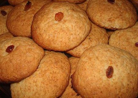Медовое печенье, фото