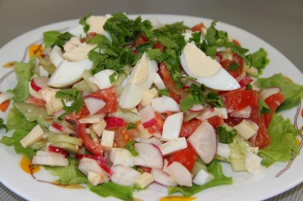 салат карпаты рецепты