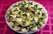 Интересный салат с необычным вкусом станет украшением стола и оригинальной закуской. .  Попробуйте, вам понравится!